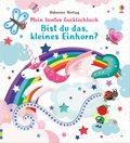 Mein buntes Gucklochbuch: Bist du das, kleines Einhorn?
