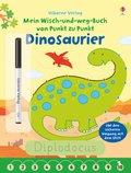 Mein Wisch-und-weg-Buch von Punkt zu Punkt - Dinosaurier