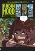 Usborne Graphic Novels: Robin Hood