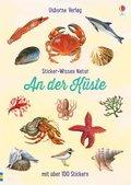 Sticker-Wissen Natur: An der Küste