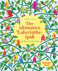 Der ultimative Labyrinthespaß - Sammelband mit über 250 Labyrinthe