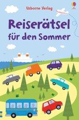Reiserätsel für den Sommer