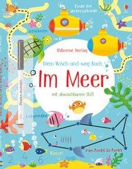 Mein Wisch-und-weg-Buch - Im Meer