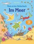 Mein erstes Stickerbuch: Im Meer