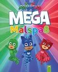 PJ Masks - MEGA Malspaß