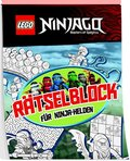 LEGO® NINJAGO™ - Rätselblock für Ninja-Helden