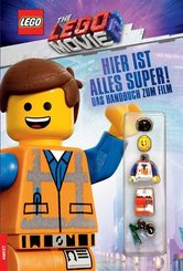 LEGO® The LEGO Movie 2(TM) Hier ist alles super!, m. 1 Beilage