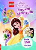 LEGO® Disney Prinzessin - Stickerabenteuer