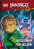 LEGO® NINJAGO® Missionen für  Helden