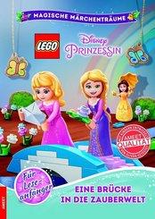 LEGO® Disney Prinzessin(TM)  Leseanfänger 1. Lesestufe - Eine Brücke in die Zauberwelt