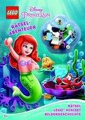 LEGO® Disney Prinzessin - Rätselabenteuer (Mit LEGO® Miniset)