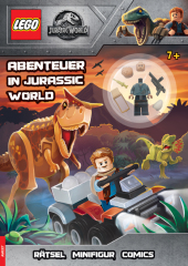LEGO® Jurassic World, Abenteuer in Jurassic World