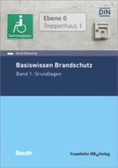 Basiswissen Brandschutz - Bd.1