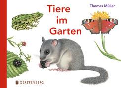 Tiere im Garten