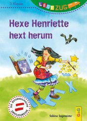 Hexe Henriette hext herum