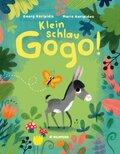 Klein - schlau - Gogo!