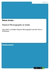 Painted Photographs in India