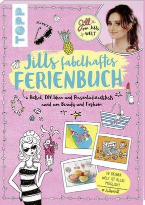 Jills fabelhaftes Ferienbuch