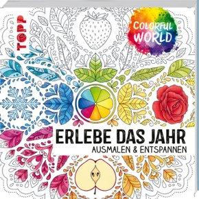 Colorful World - Erlebe das Jahr