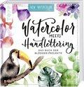 Watercolor meets Handlettering