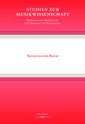 Studien zur Musikwissenschaft - Bd.60
