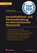 Geschäftsführer- und Vorstandshaftung im österreichischen Steuerrecht