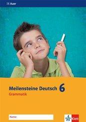 Meilensteine Deutsch: Grammatik, 6. Klasse