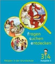 fragen - suchen - entdecken, Ausgabe Baden-Württemberg und Südtirol ab 2017: 3./4. Schuljahr, Schülerbuch