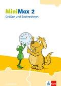 MiniMax. Allgemeine Ausgabe ab 2019: 2. Schuljahr, Größen und Sachrechnen (Ausleihmaterial)