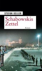 Schabowskis Zettel