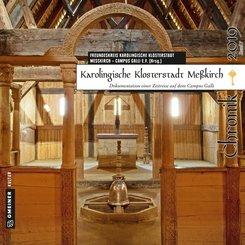Karolingische Klosterstadt Meßkirch - Chronik 2019