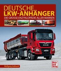 Deutsche Lkw-Anhänger