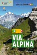 Wanderland Schweiz: Via Alpina; .1