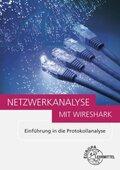 Netzwerkanalyse mit Wireshark 2.0