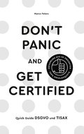 Don t Panic and Get Certified