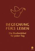 Bibelausgaben: Begegnung fürs Leben - NLB Neues Leben Bibel; Brockhaus
