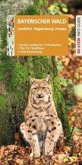 Go Vista Info Guide Reiseführer Bayerischer Wald