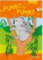 Punkt zu Punkt 1 bis 133 (Koala)