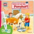 BOOKii - Was ist was Kindergarten - Komm mit auf den Ponyhof!