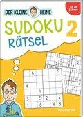 Der kleine Heine: Sudoku Rätsel - Bd.2