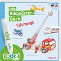 BOOKii® Mein Bildwörter-Buch Fahrzeuge