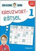 Der kleine Heine: Kreuzworträtsel - Bd.1