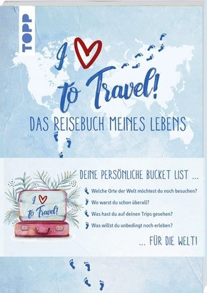 I Love to Travel!