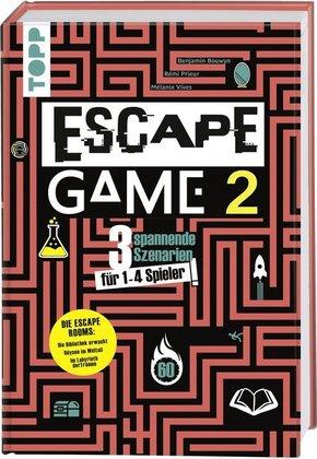 Escape Game - Bd.2