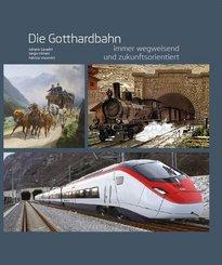 Die Gotthardbahn