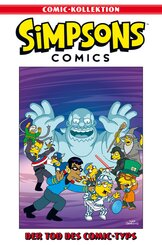 Simpsons Comic-Kollektion - Der Tod des Comic-Typs