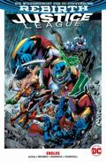 Justice League, 2.Serie - Endlos