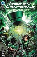 Green Lanterns - Dunkle Mächte