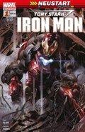 Iron Man - Neustart, Die Rückkehr einer Legende - Bd.1