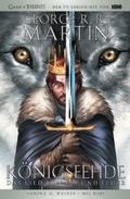 George R. R. Martins Game of Thrones - Königsfehde - Bd.1